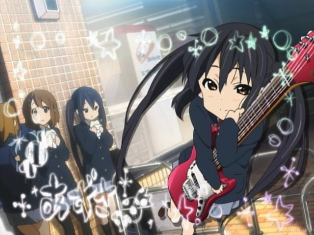 Imagina al usuario de arriba como anime ;3 - Página 9 Azusa-nakano